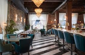 Soho House Furniture Soho House Opens Chic Public Restaurant In Dumbo U0027s New Empire