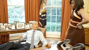 President Obama In The Oval Office Barack Obama Pokes Fun At Future Plans In Funny Spoof Video Us