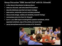 evidence based medicine ppt video online download