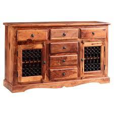 jali 3 door sheesham sideboard sheesham furniture furniture jali sheesham large sideboard