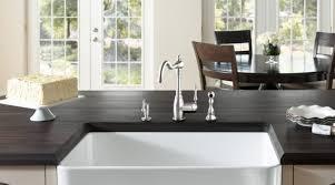 faucets kitchen sink sink cast iron kitchen sink with blanco kitchen faucet kitchen