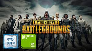 pubg 30 fps pubg medium 30 fps on geforce gt 940mx i5 7200u 8gb ram