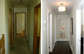 paint colors for hallway with no natural light home dzine home decor decorate hallways and passages