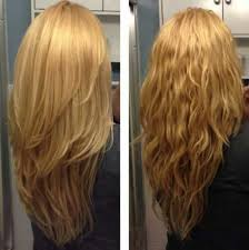 pictures of v shaped hairstyles pictures on v shaped haircut with long layers cute hairstyles