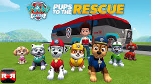 paw patrol pups rescue nickelodeon ios android