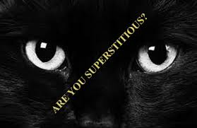 black cat bad luck really how superstitious are you