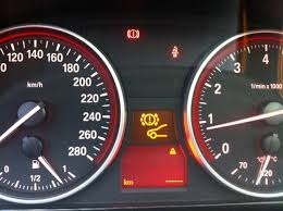 warning lights on bmw 1 series dashboard help failed to reset brake pad warning light
