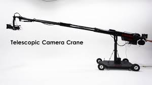 cammate telescopic camera crane on vimeo