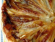 cuisiner endive recette tatin d endives au chèvre notre recette tatin d endives