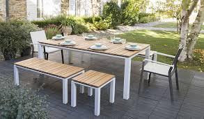 canapé teck jardin best fabricant salon de jardin en teck contemporary design