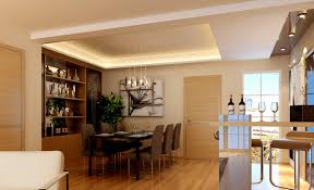 Bar In Dining Room Modern Style House And Home Dining Rooms Home Dining Room And Bar