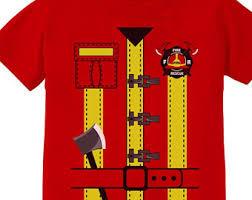 firefighter kids etsy