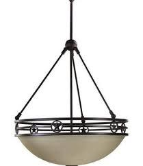 Quorum Pendant Lights Quorum Lone 4 Light Pendant Lighting Rustic Lighting Fans
