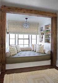Bedroom Nook | 34 cabin chic rooms that will inspire you to hibernate this winter