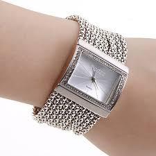 bracelet fashion watches images Women 39 s watch czechic diamond dial silver bracelet strap watch jpg