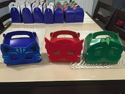 115 pj masks images pj mask birthday party