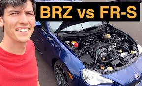 subaru brz vs scion fr s subaru brz vs scion fr s toyota gt86 8 performance differences