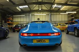 porsche riviera blue paint code everything u0027s better in riviera blue rl u0027s newest 993 speedster