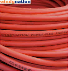 2 0 awg welding cable wire red black gauge copper wire battery