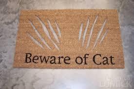 doormat funny doormat difference beware of cat doormat e forwards com