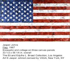 How Big Is The American Flag How To Look At Mondrian Metafilter