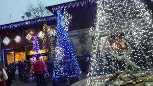 bull run park christmas lights christmas lights 2016 oglebay resort youtube
