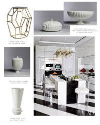 black white modern furniture home decor u0026 tabletop