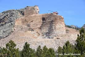 crazy horse memorial memorials and sculptures near rapid city sd