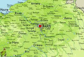 Map Of Tour De France by Gr1 Tour De Paris