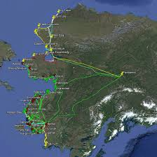 Bethel Alaska Map by Fairbanks Fodar U2013 How The West Was Won
