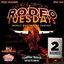 cadillac ranch in national harbor join us tonight and every tuesday cadillac ranch