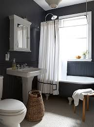 beyond gorgeous black rooms one kings lane paint colour