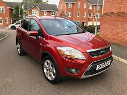 2009 ford kuga 2 0 tdci titanium manual fully loaded f s h long