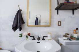 Bathroom Remodel Ideas Before And After Before U0026 After Bathroom Renovation In Brooklyn