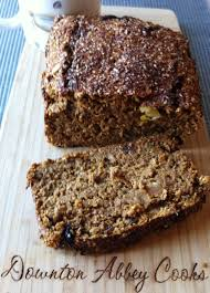 thanksgiving loaf tea tuesday serves up healthy pumpkin bran loaf goodness downton