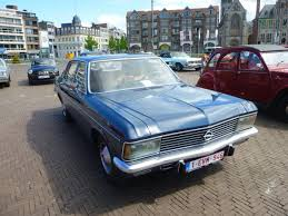 opel car 1970 opel kapitan