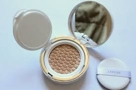 laneige bb cushion light medium bb cushion pore control spf 50 pa review