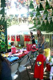 Pool Party Decoration Ideas 41 Amazing Superhero Birthday Parties Spaceships And Laser Beams