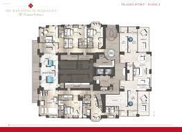plain floor plans for mansions on floor with 121204 aqu floorplan