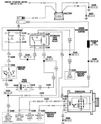 diagrams 8571052 jeep yj alternator wiring diagram
