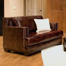 Club Chairs With Ottoman Ottoman And Chair Set Leather Club Chair And Ottoman In Saddle