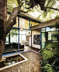 homes with interior courtyards best 25 indoor courtyard ideas on atrium garden