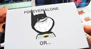 Know Your Meme Forever Alone - real forever alone face
