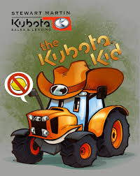 kubota tractor cartoon kubota pinterest kubota tractors and