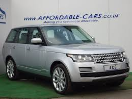 land rover car 2014 2014 land rover range rover sdv8 vogue se 47 950