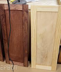 Tongue And Groove Kitchen Cabinet Doors Epbot Diy Vintage Rustic Cabinet Doors