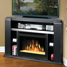 tv stand natural gas ventless fireplace tv stand 123 modern