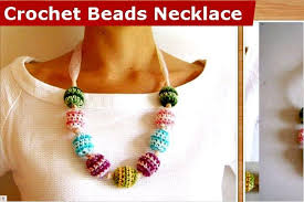 crochet beads necklace pattern images 19 free crochet jewelry patterns to change your fashion diy crafts jpg