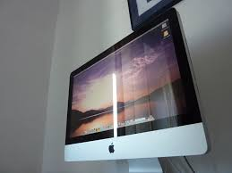 imac bureau wallpaper magic imac apple lighting mouse design screen