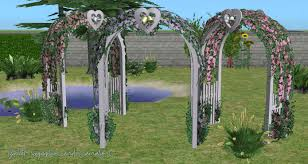 wedding arches in sims 3 mod the sims 27 wedding arches